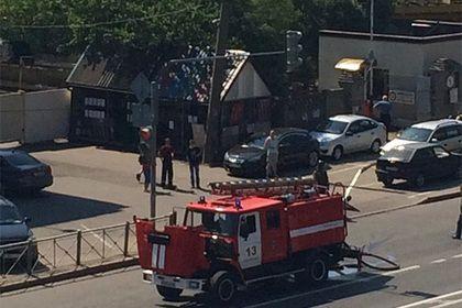 При взрыве на заводе в Петербурге погибли два человека
