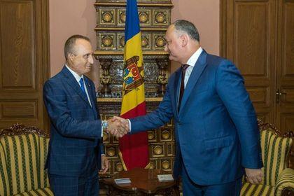 Президенту Молдавии подсунули фальшивого князя Мальтийского ордена