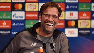 Liverpool: Jurgen Klopp excited by translator's 'erotic' voiceの代表サムネイル