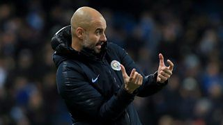 Manchester City 3-0 Wolverhampton Wanderers: Pep Guardiola pleased with 'aggressive' Cityの代表サムネイル