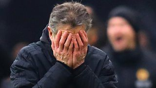 Wolves 4-3 Leicester: Puel blames 'naive' Leicester after 'incredible' defeatの代表サムネイル