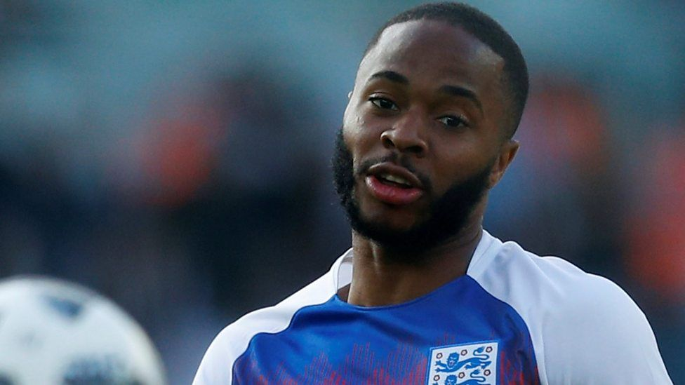 World Cup 2018: England's Raheem Sterling says mum kept him on right pathの代表サムネイル