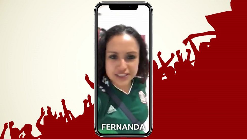 'It's my dream to go to the World Cup' - follow BBC Sport's Fan Networkの代表サムネイル