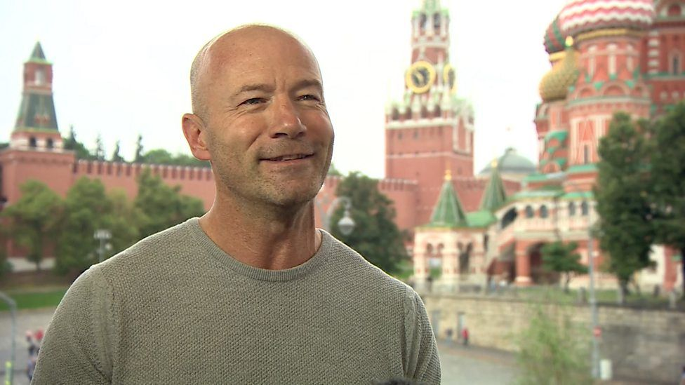 Alan Shearer is optimistic about England's chances in their semi-final against Croatiaの代表サムネイル