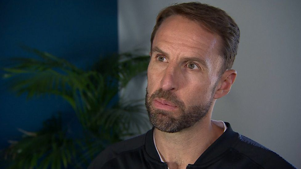 World Cup 2018: England manager Gareth Southgate reflects on 'incredible experience'の代表サムネイル