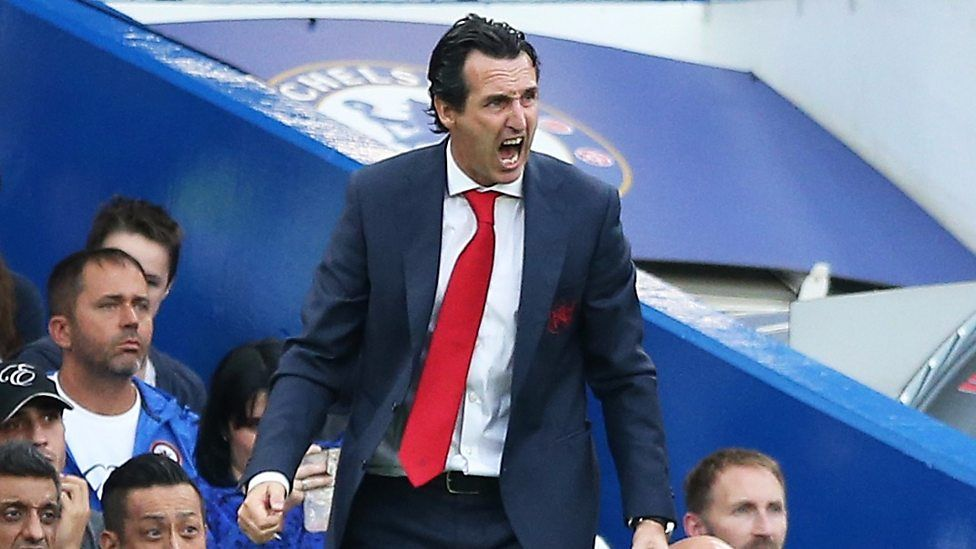 Chelsea 3-2 Arsenal: Unai Emery says Gunners must improve their 'stability'の代表サムネイル