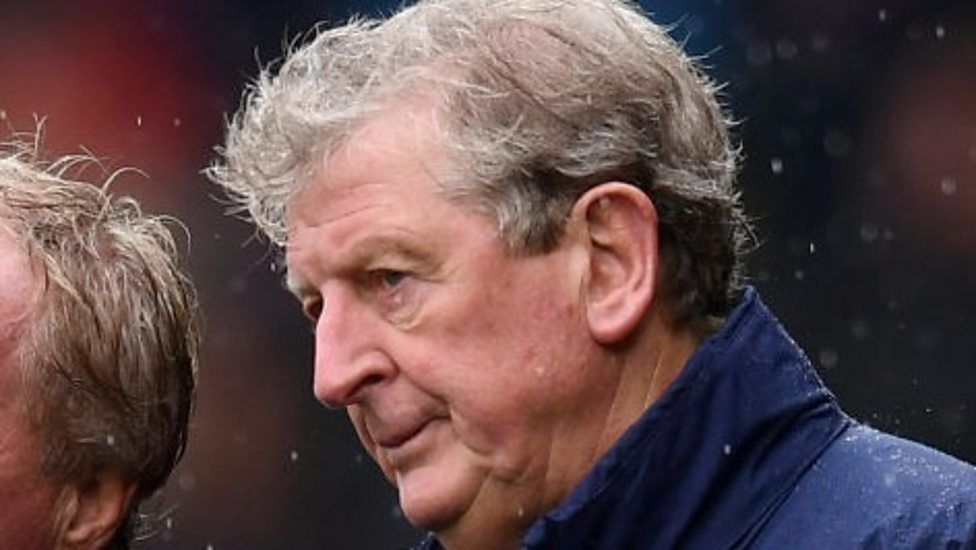 Watford 2-1 Palace: Roy Hodgson says Eagles deserved a pointの代表サムネイル