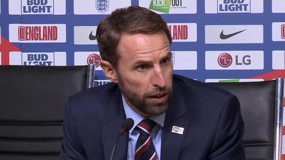 England 1-0 Switzerland: Marcus Rashford 'a big part' of future - Gareth Southgateの代表サムネイル