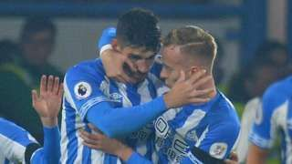 Huddersfield 1-0 Fulham: David Wagner delighted with 'vital win'の代表サムネイル
