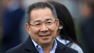 Leicester City owner's son 'extremely proud to have such an extraordinary father''の代表サムネイル