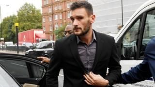 World Cup winner Lloris admits drink-driving chargeの代表サムネイル