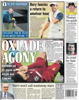 Chelsea eye Higuain as part of double deal - Thursday's gossipの代表サムネイル