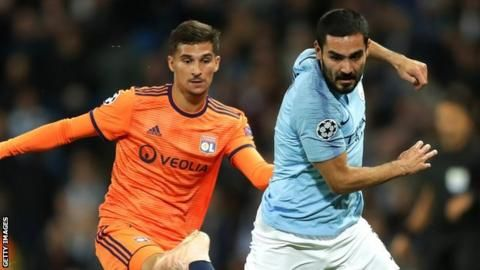 Manchester City v Fulham: Gundogan could return for City cup tieの代表サムネイル