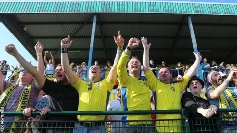 FA Cup first round: Haringey Borough eye AFC Wimbledon giant-killingの代表サムネイル