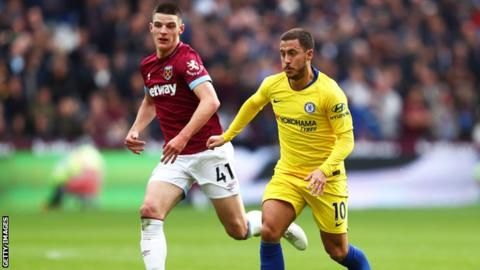 Chelsea drop first points of season in draw at West Hamの代表サムネイル
