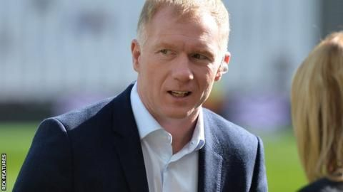 Paul Scholes: Oldham Athletic cleared to name ex-Man Utd midfielder as manager by EFLの代表サムネイル