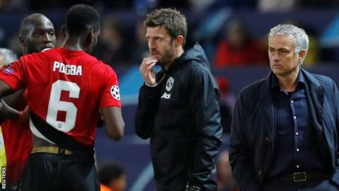 Michael Carrick: Man Utd coach glad he opened up about feelingsの代表サムネイル