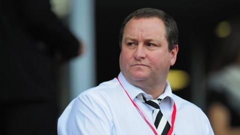 Owner Ashley welcome to attend training, says Newcastle boss Benitezの代表サムネイル