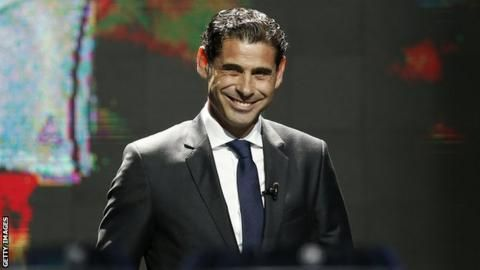 'We have no time to dwell on Lopetegui sacking', says Spain replacement Hierroの代表サムネイル