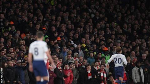 Arsenal investigate anti-Semitism during Tottenham Hotspur gameの代表サムネイル