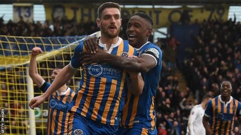 Shrewsbury Town 2-2 Wolverhampton Wanderers in the FA Cup fourth roundの代表サムネイル