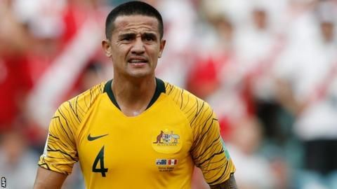 Tim Cahill joins Indian Super League side Jamshedpur FCの代表サムネイル