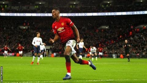 Marcus Rashford: Man Utd striker compared to Kane, Rooney, Ronaldo and Owenの代表サムネイル