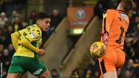 Norwich City 3-1 Rotherham: Canaries fight back to go top of Championshipの代表サムネイル