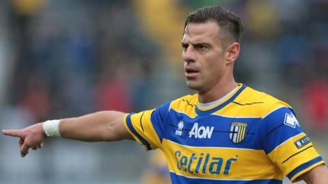 Parma striker banned for two years for match-fixingの代表サムネイル