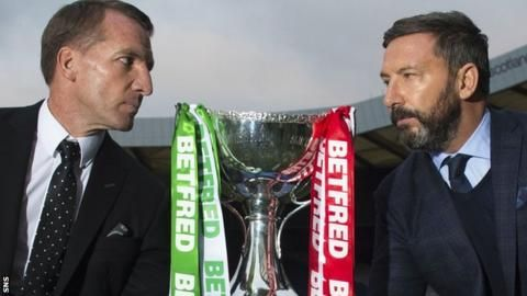 Scottish League Cup final: Celtic v Aberdeenの代表サムネイル