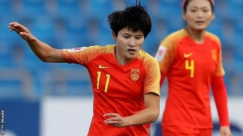 China sub scores a hat-trick of hat-tricks at Asian Gamesの代表サムネイル