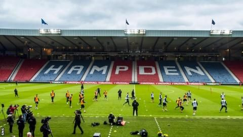 Hampden Park or Murrayfield? SFA says negotiations over national stadium are ongoingの代表サムネイル