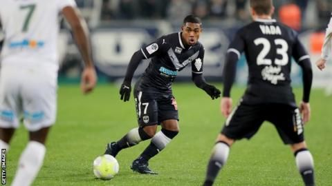 Malcom: Roma agree deal to sign Bordeaux wingerの代表サムネイル