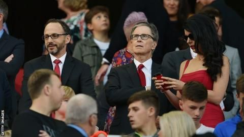 'No ongoing discussions' over £2bn Liverpool bidの代表サムネイル