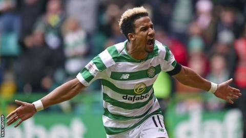 Celtic 1-0 Aberdeen: Sinclair backheel gives Celtic win over Donsの代表サムネイル