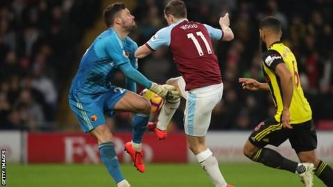 Watford 0-0 Burnley: Both sides maintain unbeaten start to 2019 after goalless drawの代表サムネイル