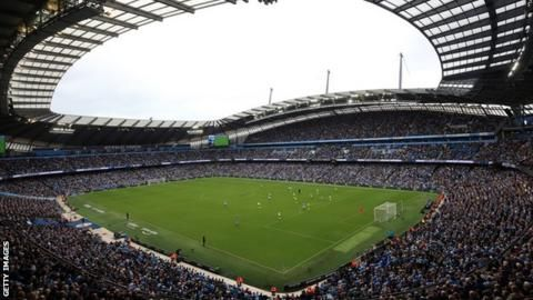 Manchester City survey fans about safe-standing season ticketsの代表サムネイル