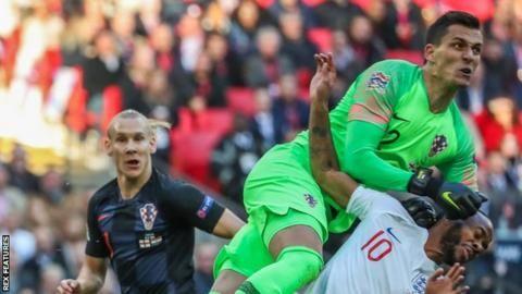 Lovre Kalinic: Aston Villa agree deal to sign Croatia goalkeeper in Januaryの代表サムネイル
