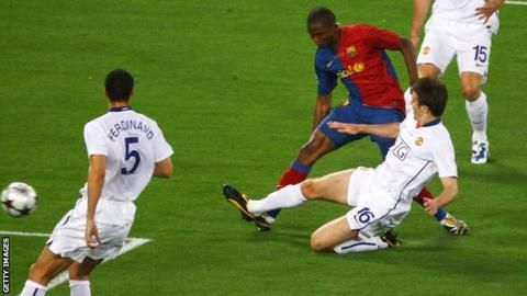 I was depressed for two years after Champions League final mistake - Carrickの代表サムネイル