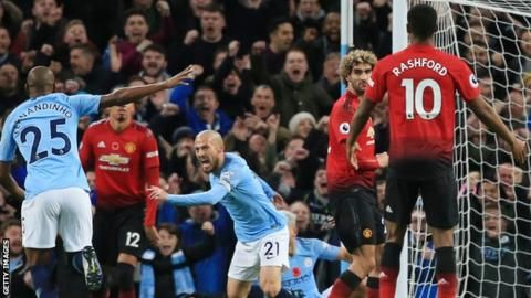 Manchester United-Manchester City: the stats and a gulf in classの代表サムネイル