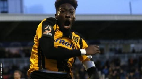 FA Cup: Stockport County & Maidstone United cause first-round shocksの代表サムネイル