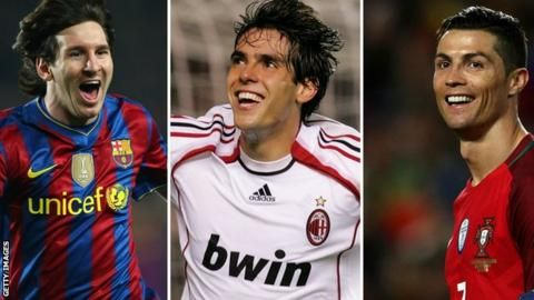Vote: Who is the third-best player in the world?の代表サムネイル