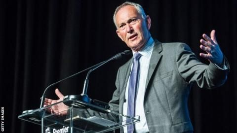 Richard Scudamore: Departing Premier League chief to receive £5m farewell giftの代表サムネイル