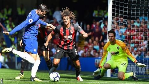 Chelsea keep 100% start with win over Bournemouthの代表サムネイル