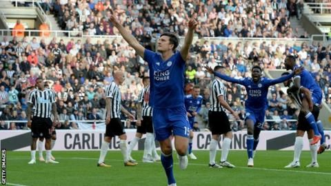 Vardy & Maguire goals for Leicester ensure Newcastle remain winlessの代表サムネイル