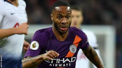 Raheem Sterling: Manchester City forward verbally agrees new five-year dealの代表サムネイル