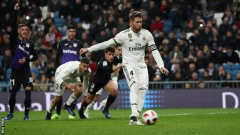 Real Madrid 3-0 Leganes: Brahim Diaz makes debut for home sideの代表サムネイル