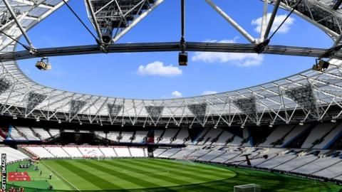 Stadium owners want West Ham to retract claim they 'misled' public over rentの代表サムネイル