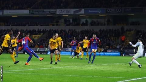 Wolves 0-2 Crystal Palace: Jordan Ayew and Luka Milivojevic earn Palace winの代表サムネイル