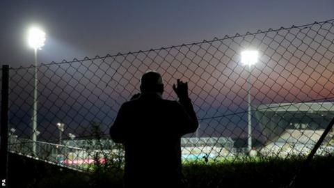 'The announcer could have had the night off' - England's eerie night in Croatiaの代表サムネイル
